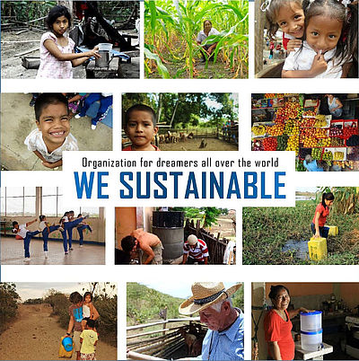 We sustainable